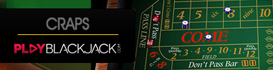 Learn Online Craps at PlayBlackjack.com