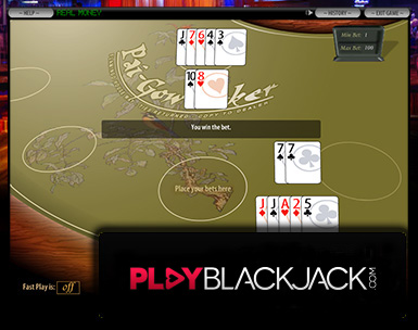 Play Online Pai Gow Poker for Free at PlayBlackjack.com