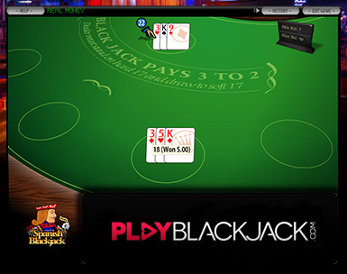 Play Online Spanish Blackjack for Free at PlayBlackjack.com
