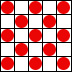 Checkers Bigno Pattern